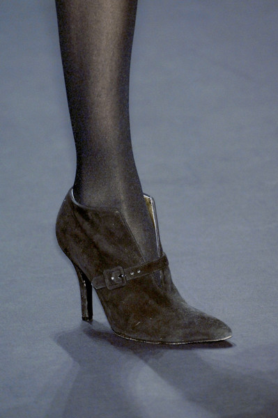 Bill Blass at New York Fall 2007 (Details)