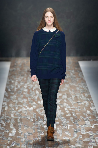 Blugirl at Milan Fall 2013