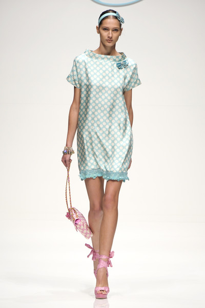 Blugirl at Milan Spring 2011