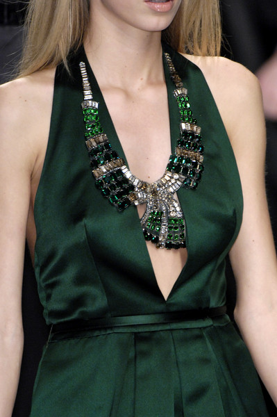 Blumarine at Milan Fall 2007 (Details)