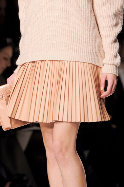 Blumarine at Milan Fall 2013 (Details)