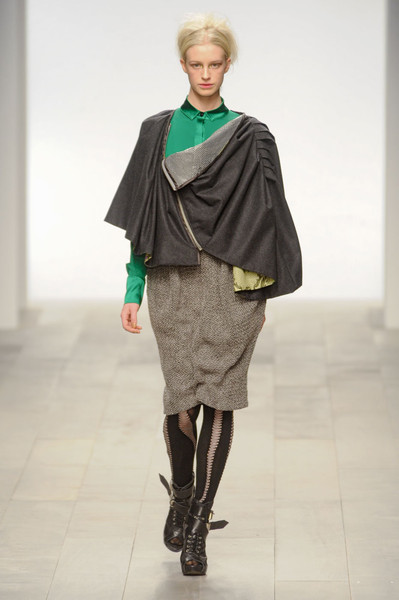 Bora Aksu at London Fall 2011