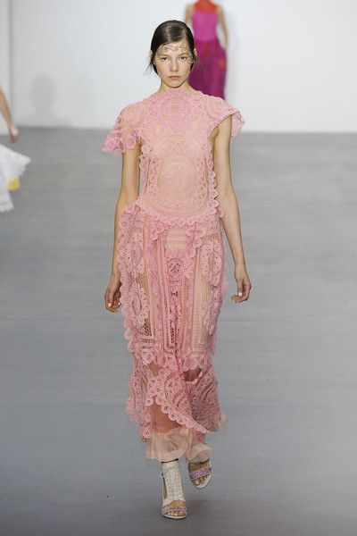 Bora Aksu at London Spring 2016