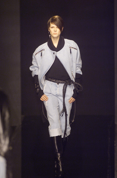 Bottega Veneta at Milan Fall 2001