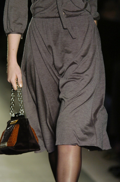 Bottega Veneta at Milan Fall 2005 (Details)