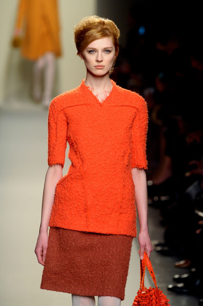 Bottega Veneta at Milan Fall 2011