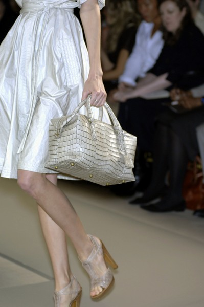 Bottega Veneta at Milan Spring 2007 (Details)