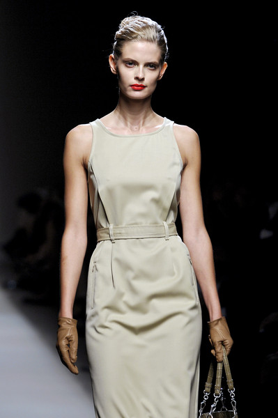 Bottega Veneta at Milan Spring 2008