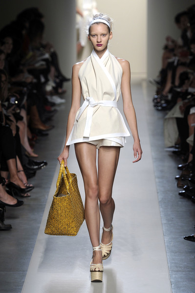 Bottega Veneta at Milan Spring 2010