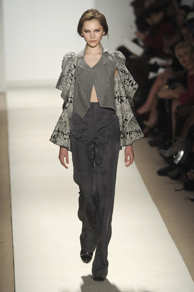Brian Reyes at New York Fall 2010