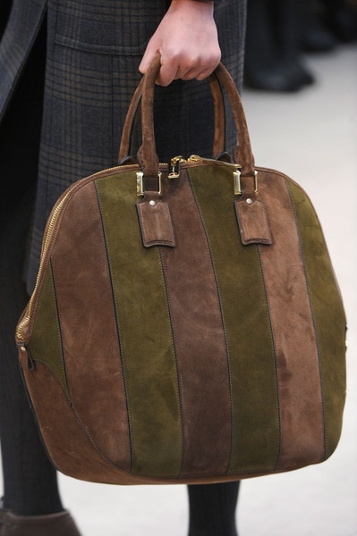 Burberry Prorsum at London Fall 2012 (Details)