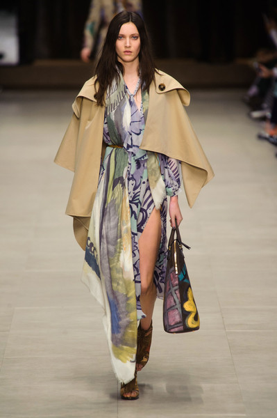 Burberry Prorsum at London Fall 2014