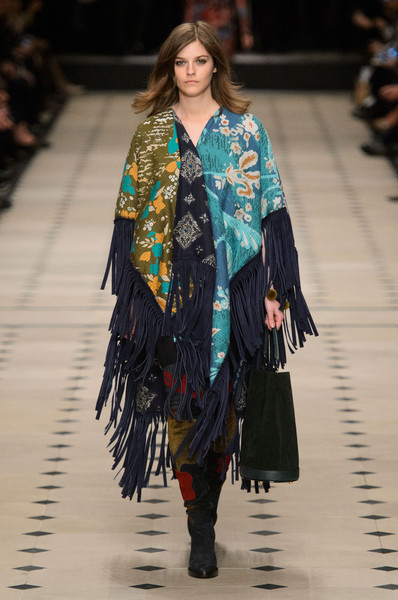 Burberry Prorsum at London Fall 2015