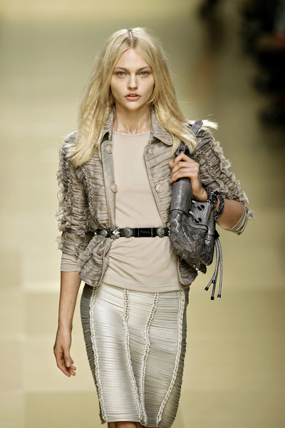 Burberry Prorsum at Milan Spring 2008