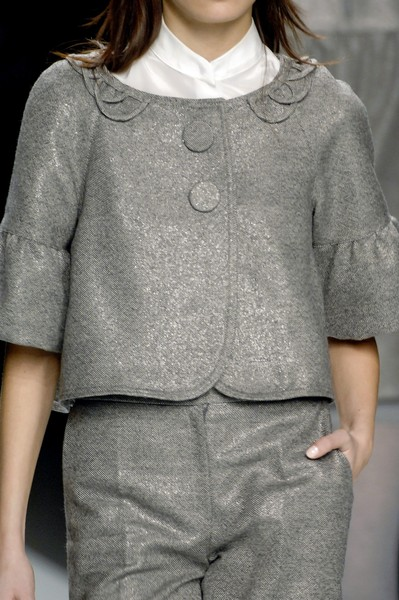 Caballero at Milan Fall 2007 (Details)