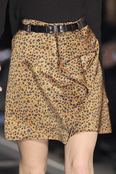 Cacharel at Paris Fall 2010 (Details)