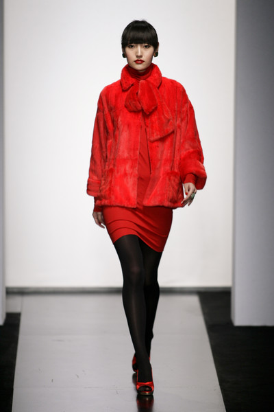 Carlo Tivioli at Milan Fall 2008