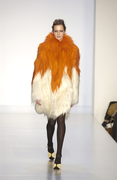 Carlos Miele at New York Fall 2003