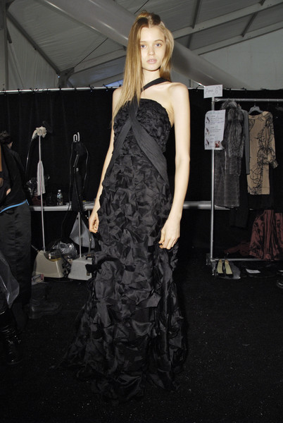 Carlos Miele at New York Fall 2008 (Backstage)