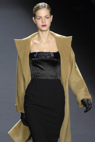 Carmen Marc Valvo at New York Fall 2008