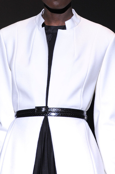 Carmen Marc Valvo at New York Fall 2012 (Details)