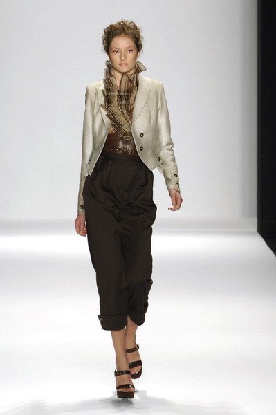 Carmen Marc Valvo at New York Spring 2008