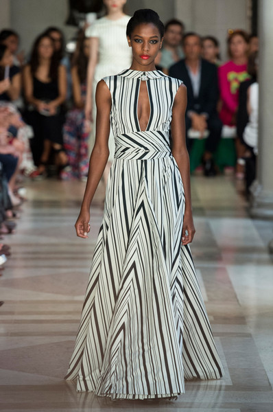 Carolina Herrera at New York Spring 2017