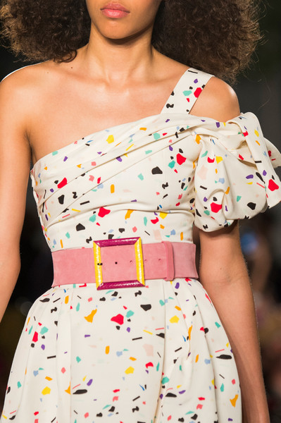 Carolina Herrera at New York Fashion Week Spring 2018