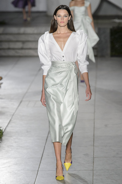 Carolina Herrera at New York Spring 2018
