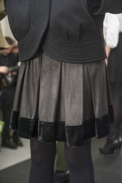 Catherine Malandrino at New York Fall 2013 (Details)