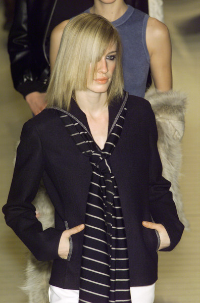 Céline at Paris Fall 2001