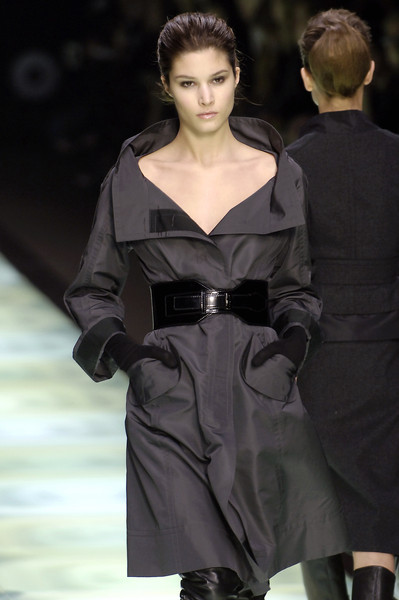 Céline at Paris Fall 2006