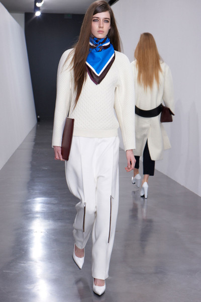 Céline at Paris Fall 2012