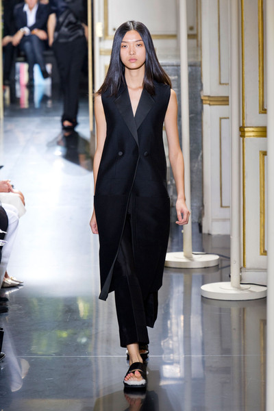Céline at Paris Spring 2013