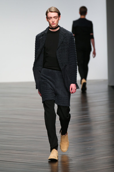 Central Saint Martins MA - Assaf Reeb at London Fall 2013