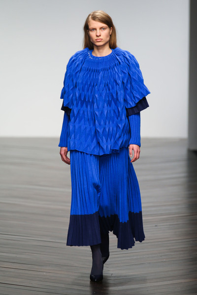 Central Saint Martins MA - Jaimee Mckenna at London Fall 2013