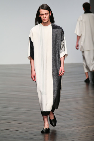 Central Saint Martins MA - Marie Rydland at London Fall 2013