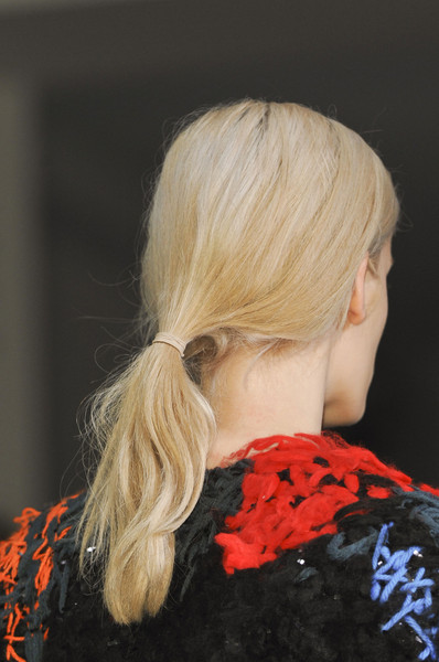 Central St Martins at London Fall 2014 (Details)