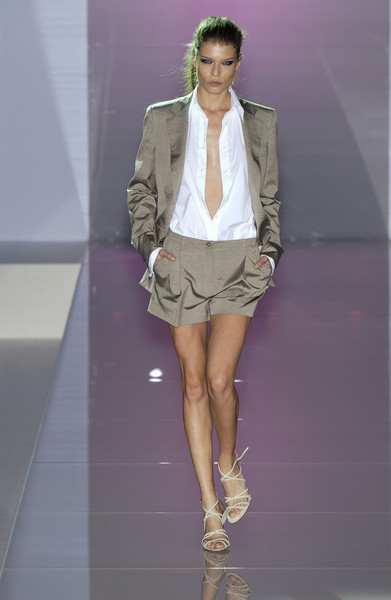 Cerruti at Milan Spring 2004