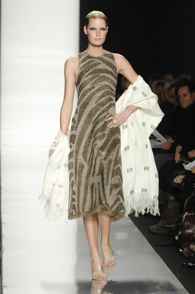 Chado Ralph Rucci at New York Fall 2007