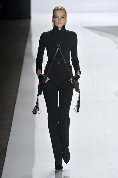 Chado Ralph Rucci at New York Fall 2009