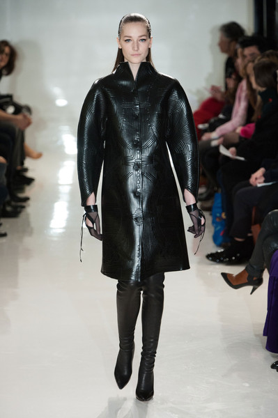 Chado Ralph Rucci at New York Fall 2014