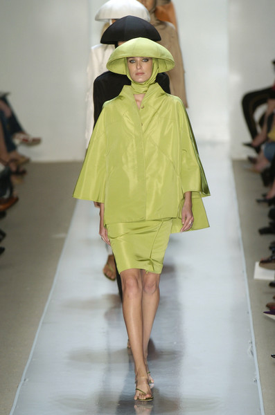 Chado Ralph Rucci at New York Spring 2005