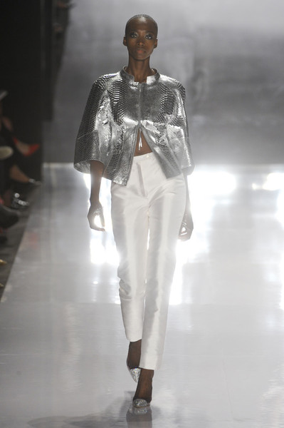 Chado Ralph Rucci at New York Spring 2012