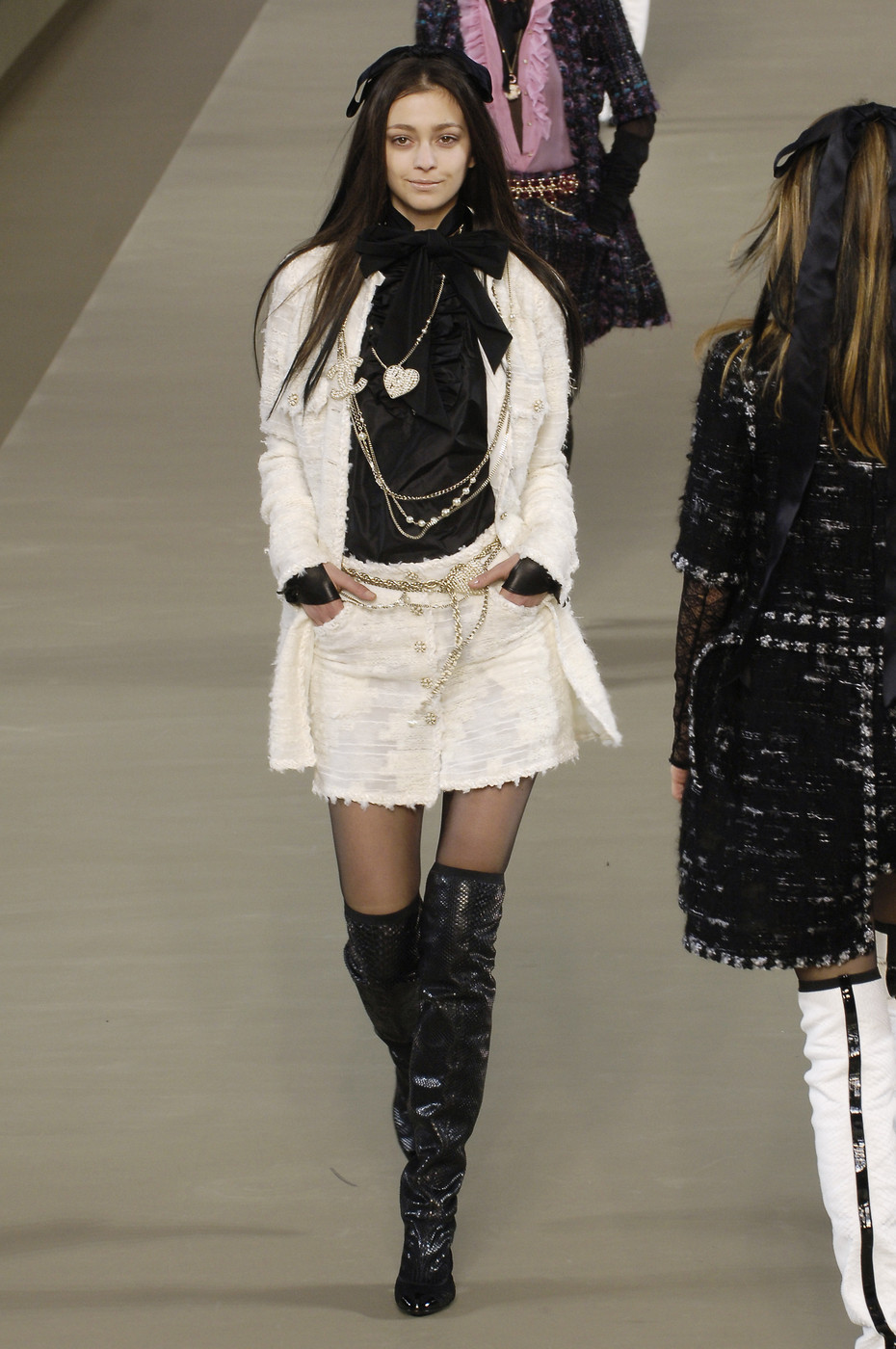 Chanel Fall 2006 Runway Pictures Livingly