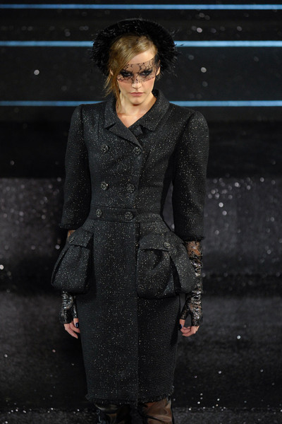 Chanel at Couture Fall 2011