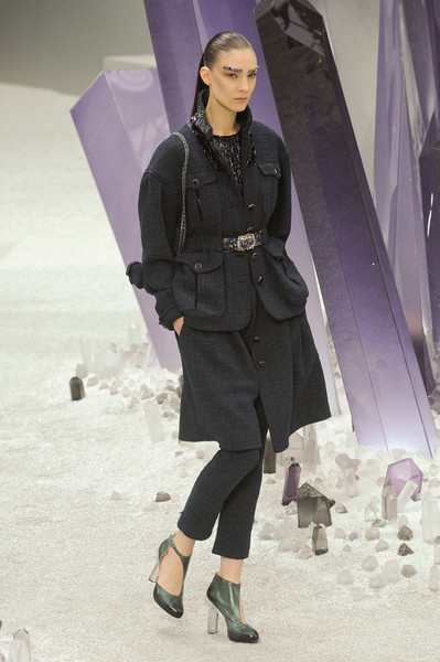 Chanel at Paris Fall 2012