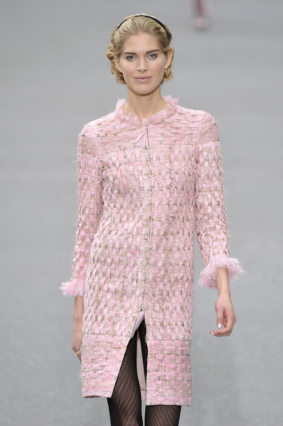 Chanel At Paris Fashion Week Spring 2009