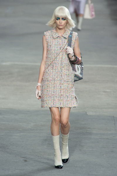 Chanel at Paris Spring 2014