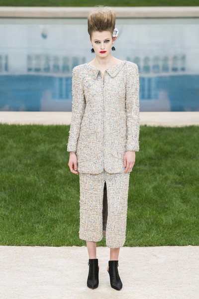 Chanel at Couture Spring 2019
